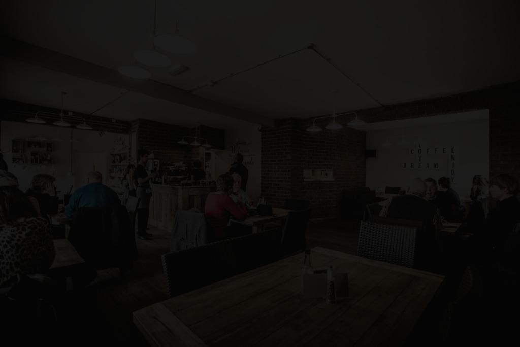 The Hidden Gem Cafe – Sheffield